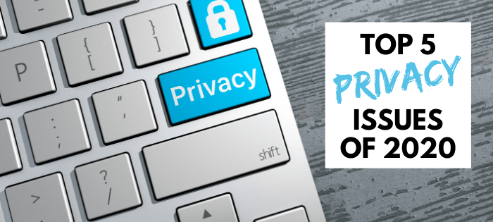 online privacy issues in 2020