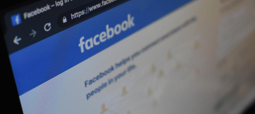 social media security risks of Facebook