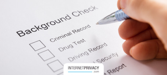 Get a Background Check Removal solution before it's too late!